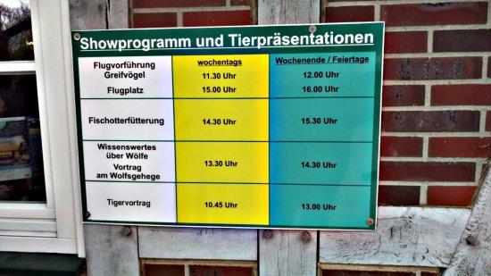 Nindorf, Germany: Nicht viel aber gut