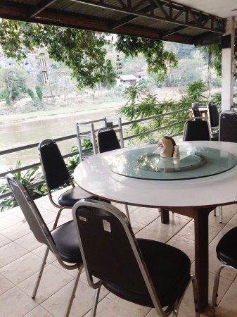 Balcony - Picture of Thaton Garden Riverside, Mae Ai - Tripadvisor