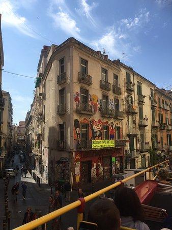 City Sightseeing Naples : Linea rossa