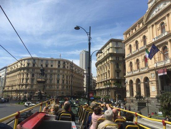 City Sightseeing Naples : Centro
