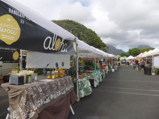 Kailua Farmers Market