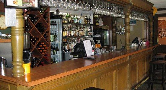 Thredbo Village, Avustralya: cafe brasserie