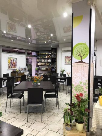 les cuisines vertes aix en provence restaurant avis num ro de t l phone photos tripadvisor. Black Bedroom Furniture Sets. Home Design Ideas