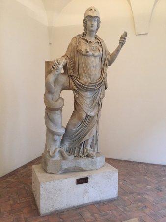 Museo Altemps: Athena
