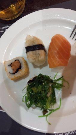 San Roque, España: Sushi
