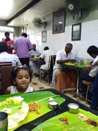 Srivilliputhur, Hindistan: Super meal 🍴  Spa meal for. Kids