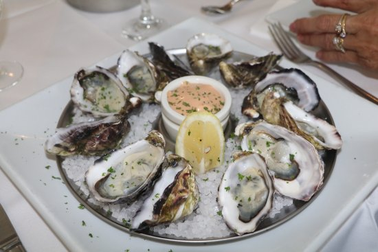 Ulverstone, Αυστραλία: Fresh and tasty oysters