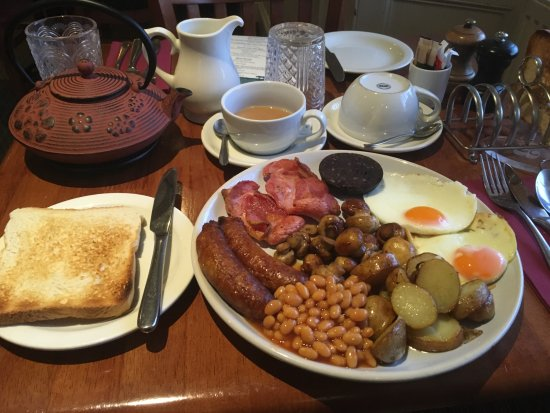 Churston Ferrers, UK: Truly a great breakfast