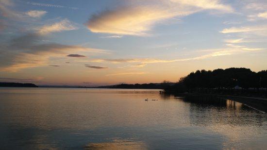 Pozzuolo, Italia: Lago Trasimeno