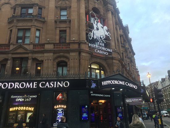 Travellers who viewed Hippodrome Casino also viewed