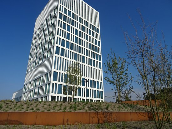 World Forum The Hague : EUROJUST TOWER;INTERNATIONAL ZONE THE HAGUE