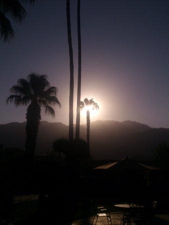 Desert Isle of Palm Springs: Abendstimmung