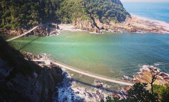 Garden Route (Tsitsikamma, Knysna, Wilderness) National Park