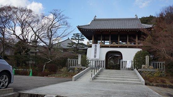 Tenporin-ji Temple