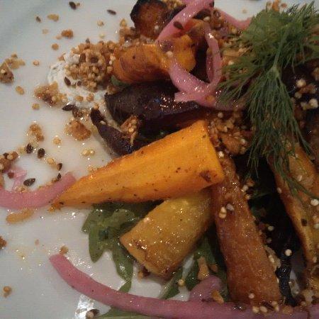 Dartmouth, Canadá: Roasted Carrot Salad