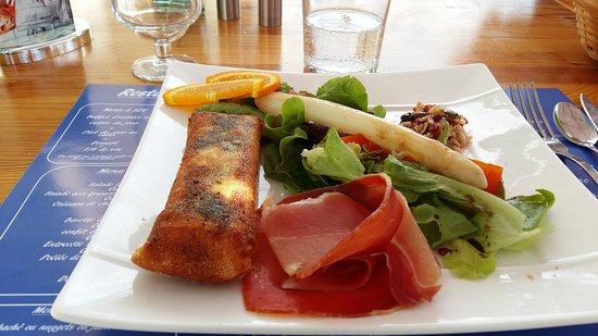 Restaurant Chez Helene A Ychoux