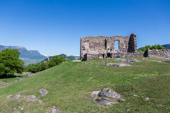 Ora, إيطاليا: Ruine Castelfeder