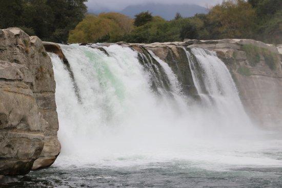 West Coast Region, Neuseeland: Maruia Falls 6
