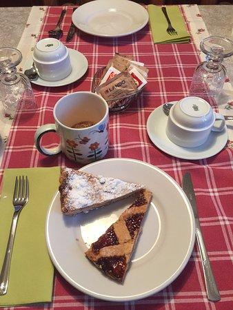 Ponzano Veneto, Italy: ottima colazione