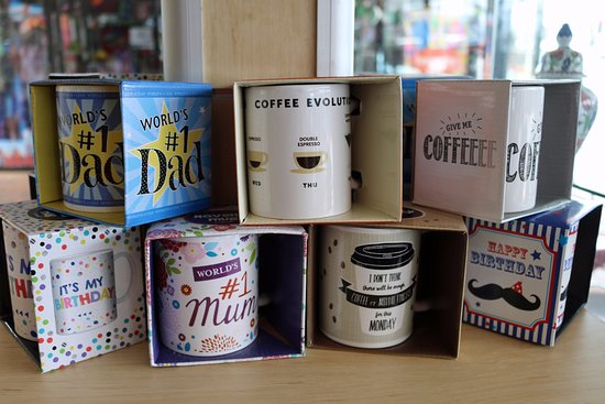 Merimbula, Australia: Looking for a gift? Our range of tea & coffee related gifts will please that special person.