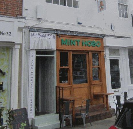 Ярм, UK:  Mint Hobo