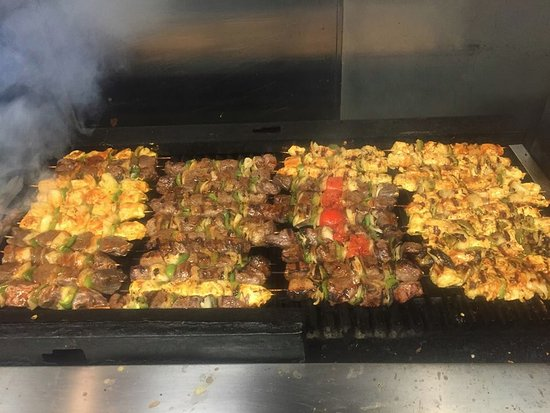 Grill picture of ali baba grill boulder tripadvisor for Ali baba s middle eastern cuisine
