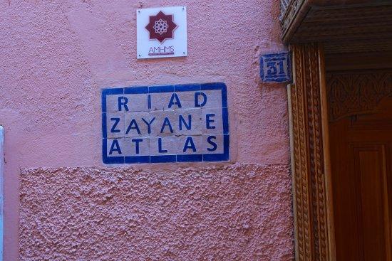 Riad Zayane Atlas Photo