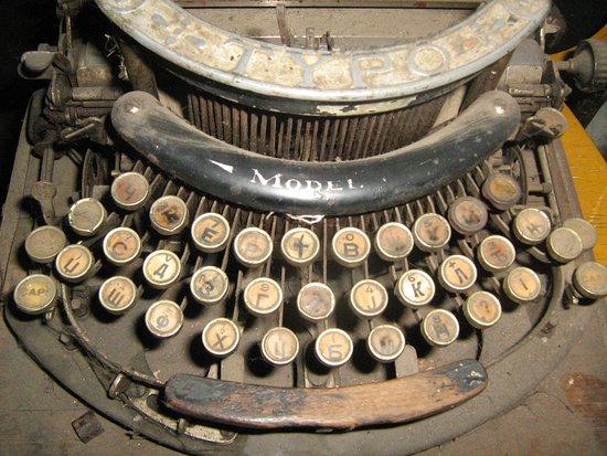 Musée des Machines à écrire
