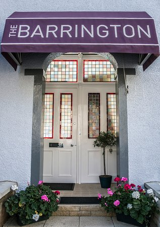 Bexhill-on-Sea, UK: A warm welcome awaits you from Jenny & Steve at The Barrington