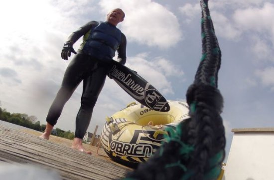 Lakeside Ski & Wake: Slalom, Wakeboarding and inflatable rides at Lakeside