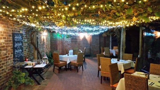 The Fig Restaurant Benara Road