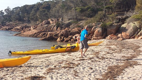 Coles Bay, Australië: Great afternoon activity