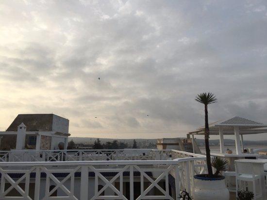 Riad Dar L'Oussia: Roof-top