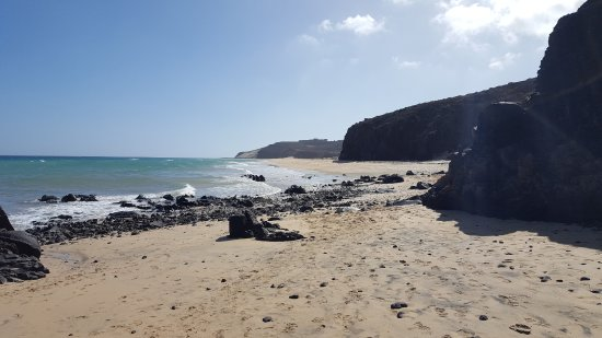 Sotavento Beach : Прогуливаясь по Сотавенто