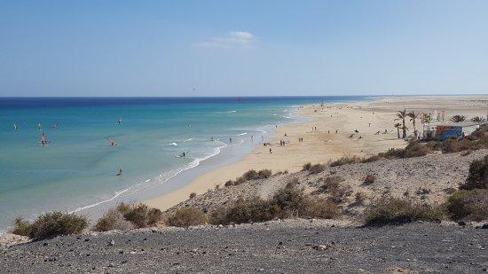 Sotavento Beach : Где-то на Сотавенто