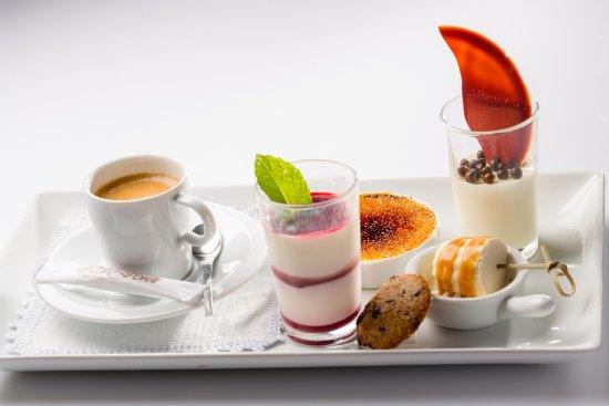 Auberge de la Foret: Café gourmand