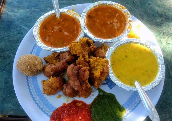Shilpgram: Meal