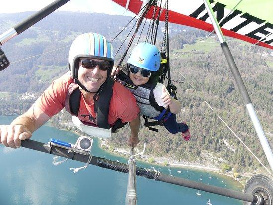 Hang Gliding Interlaken : Wonderful Experience