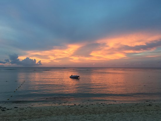 Le Meridien Ile Maurice: another sunset