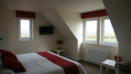 Bridgend, UK: Schlafzimmer