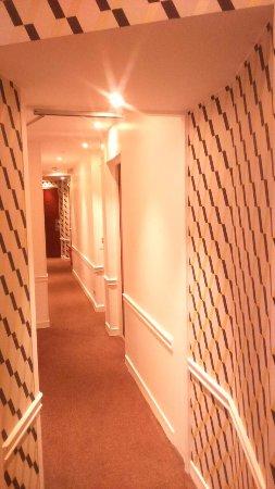 Avalon Hotel Paris: Hall