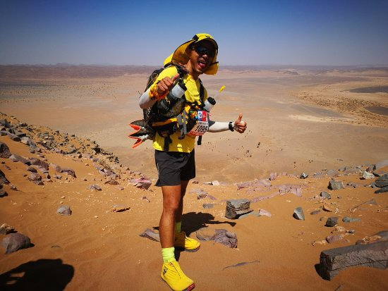 Desert Dream: Race in the Sahara desert for 10 days before the tour ~