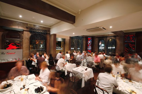 Richmond, Australië: The Grand Dining Room