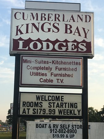 St. Marys, GA: Cumberland Kings Bay Lodges