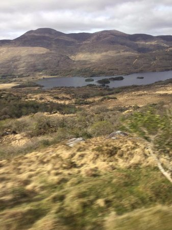 Ring of Kerry views from the coach