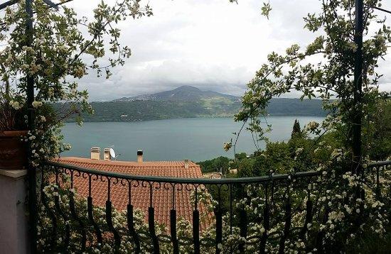 Vista picture of ristorante la gardenia castel gandolfo for Ristorante la vista