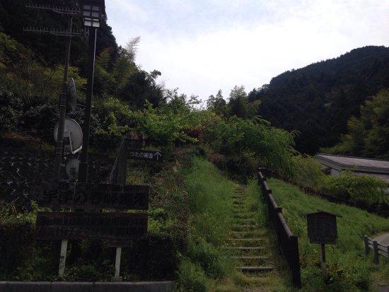 Utsunoya path