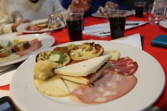 Mercogliano, Italia: antipastino