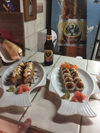 Hotel Coco Palms : sushi