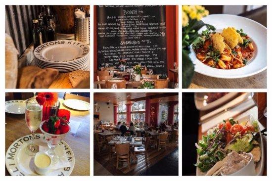 Shirley, UK: New menus